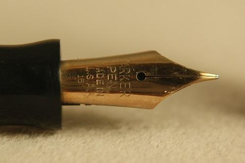 Vintage Pens: 2272: Parker: Challenger