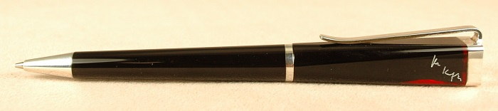 Pre-Owned Pens: 2282: Mont Blanc: Writers Series Franz Kafka
