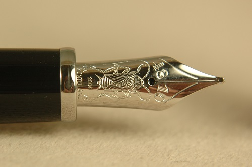 Pre-Owned Pens: 2284: Mont Blanc: Writers Series Franz Kafka