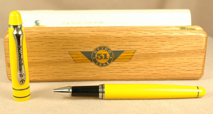 Pre-Owned Pens: 2348: Retro 51: Rollerball