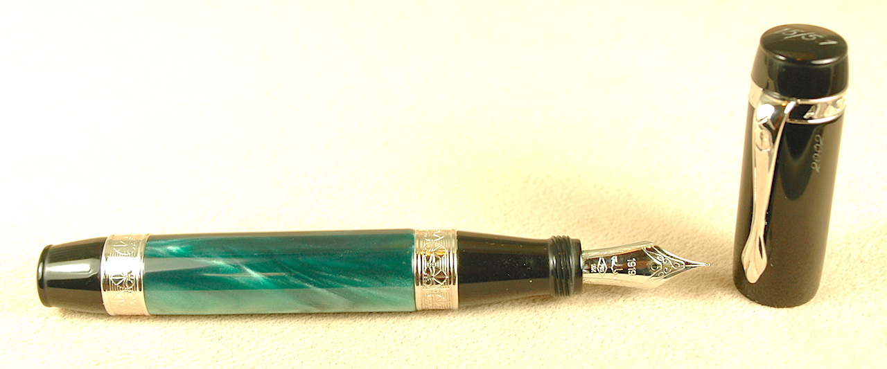 Pre-Owned Pens: 2386: Ancora: Perla Limited Edition