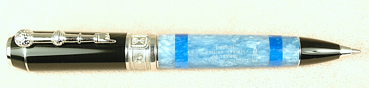 Pre-Owned Pens: 2549: Delta: Israel 60