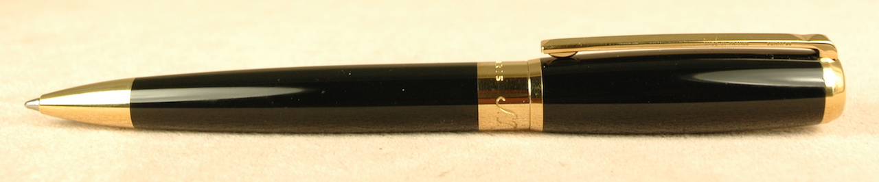 Pre-Owned Pens: 2571: S.T. Dupont: Line D