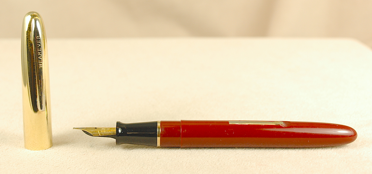 Vintage Pens: 2578: Wearever: Fountain Pen