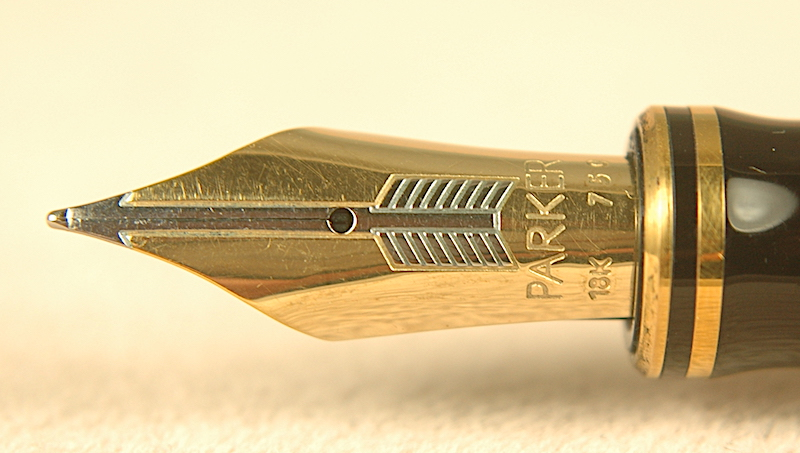 Pre-Owned Pens: 2626: Parker: Duofold Centennial Special Edition