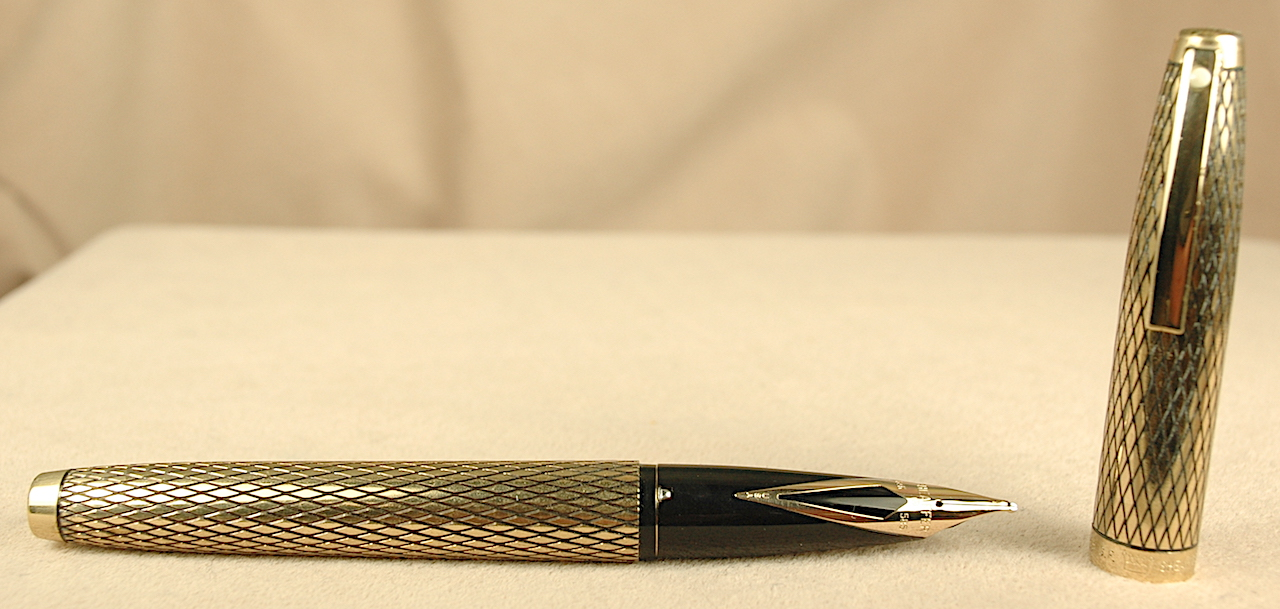 Vintage Pens: 2633: Sheaffer: Imperial Sovereign