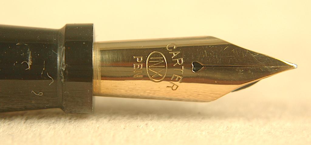 Vintage Pens: 2643: Carter's: Ink Pen