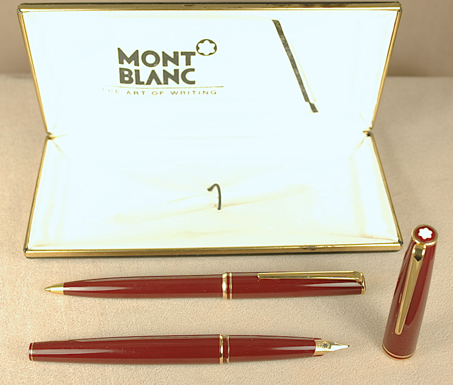 Pre-Owned Pens: 2647: Mont Blanc: Generations