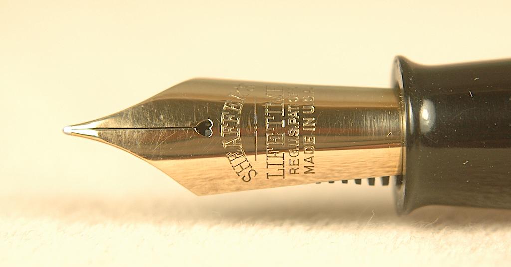 Vintage Pens: 2652: Sheaffer: Lifetime