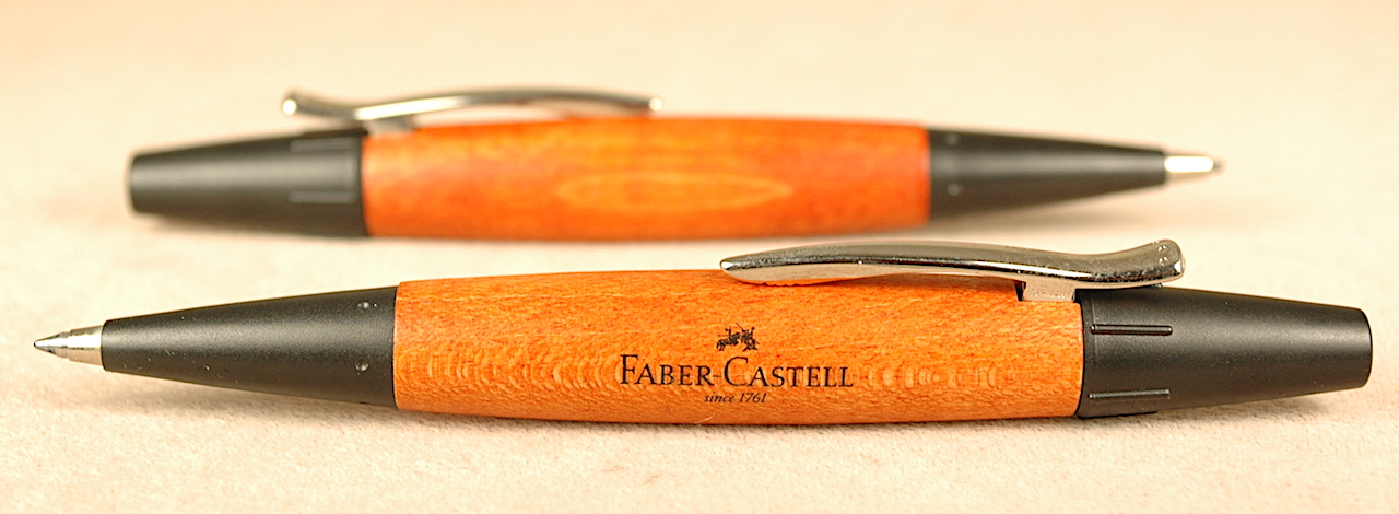 Pre-Owned Pens: 2685: Faber Castell: E-Motion Maple