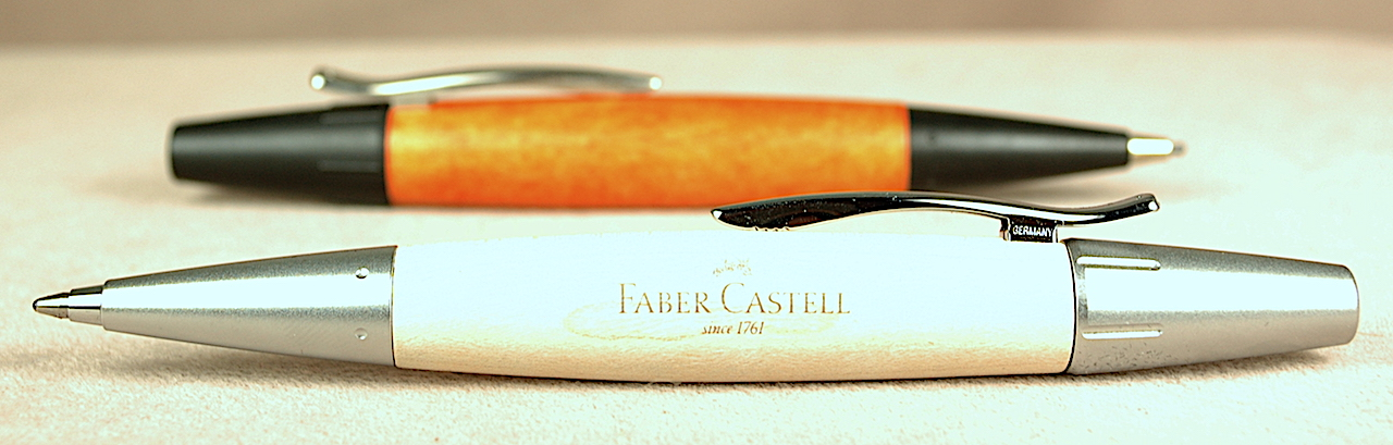 Pre-Owned Pens: 2686: Faber Castell: E-Motion