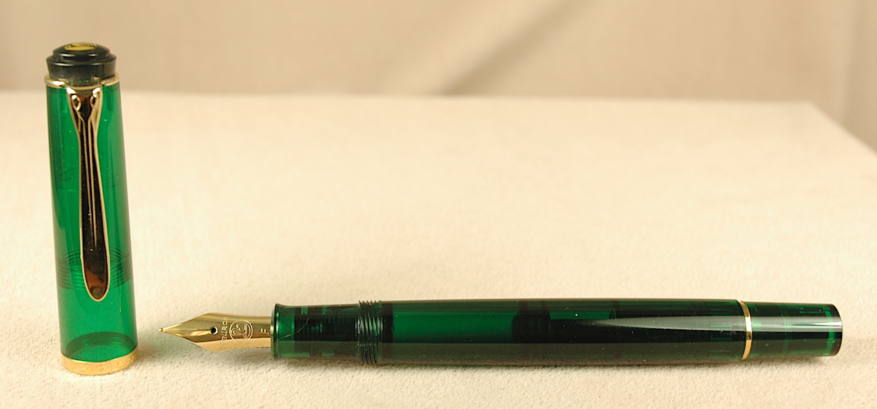 Pre-Owned Pens: 2746: Pelikan: 200 Demonstrator
