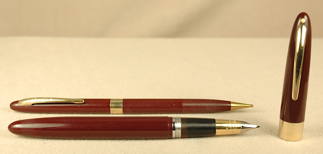 Vintage Pens: 2753: Sheaffer: Valiant Set