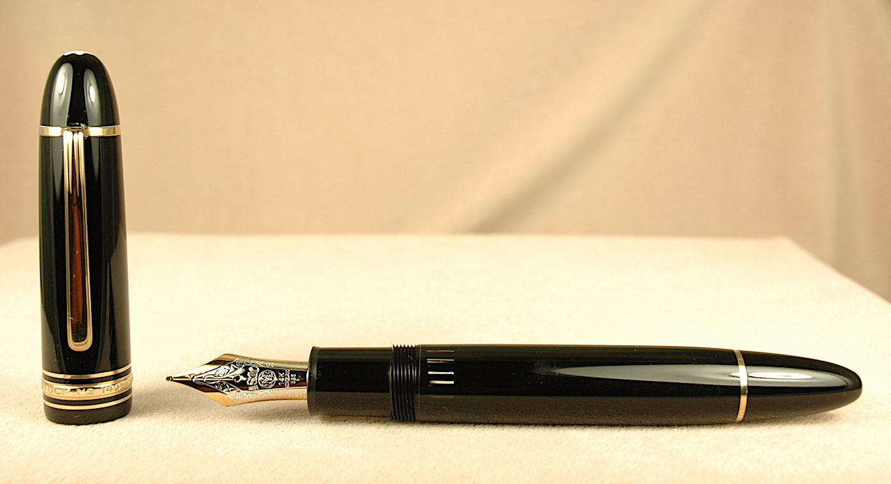 Pre-Owned Pens: 2771: Mont Blanc: 149