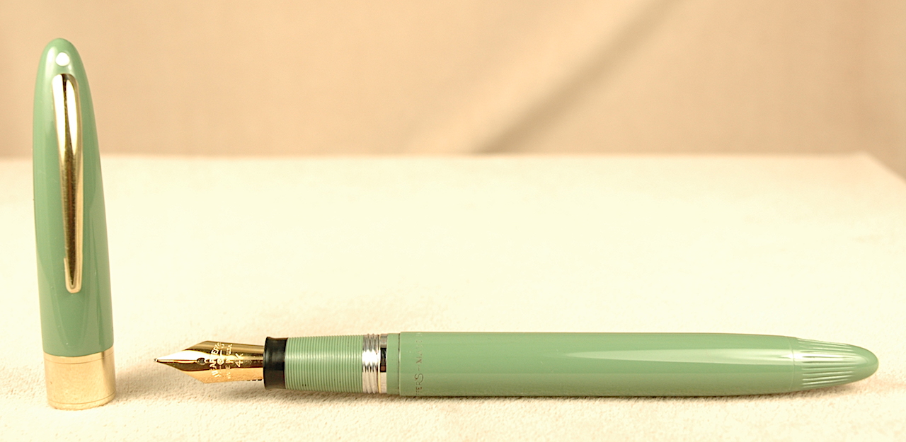 Vintage Pens: 2780: Sheaffer: Stately Admiral