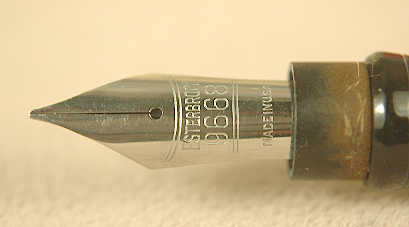 Vintage Pens: 2801: Esterbrook: 444 Dip-Less Pen