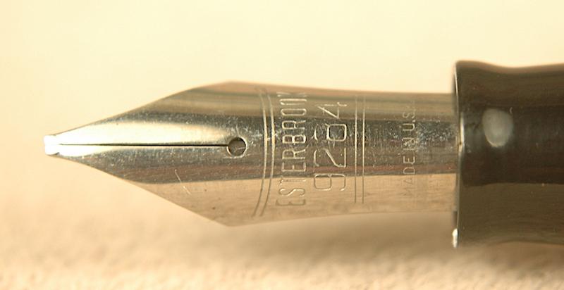 Vintage Pens: 2802: Esterbrook: Dollar Pen-9284