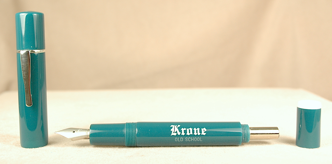 Pre-Owned Pens: 2858: Krone: Old School