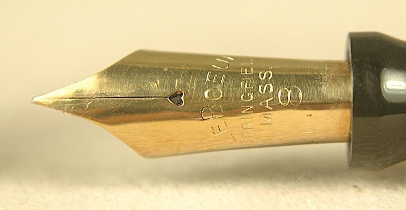 Vintage Pens: 2904: LeBoeuf: #8