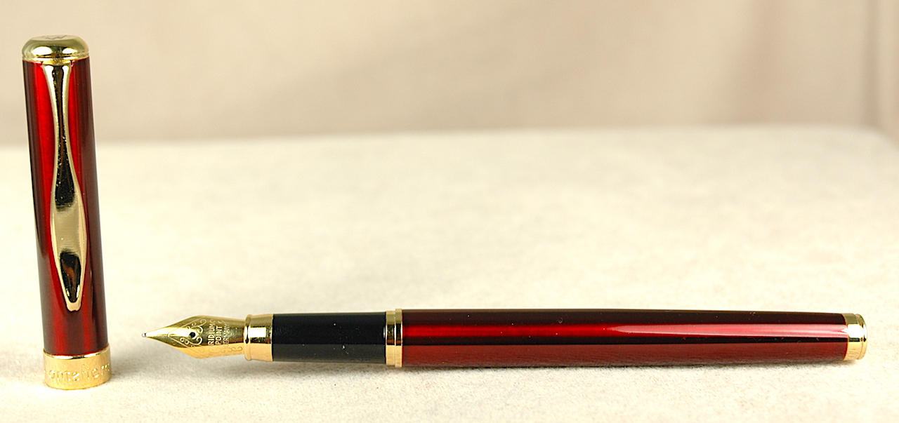 Pre-Owned Pens: 2971: Montefiore: Fountain Pen