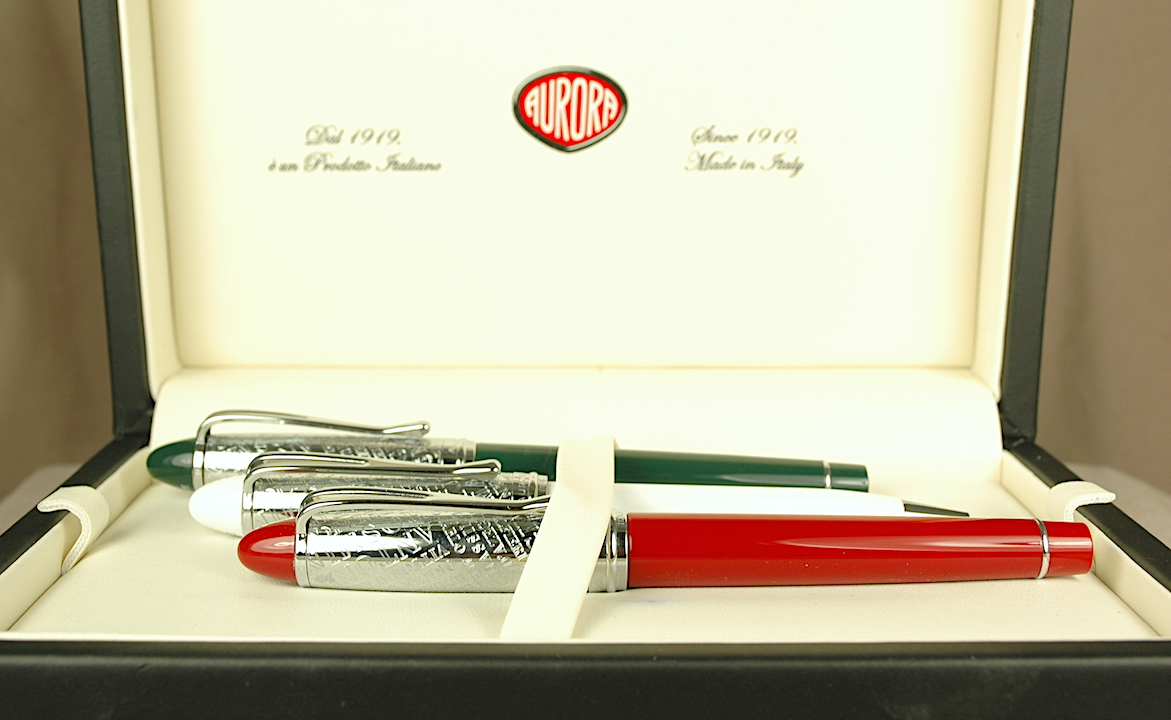 Pre-Owned Pens: 3016: Aurora: Italy 150
