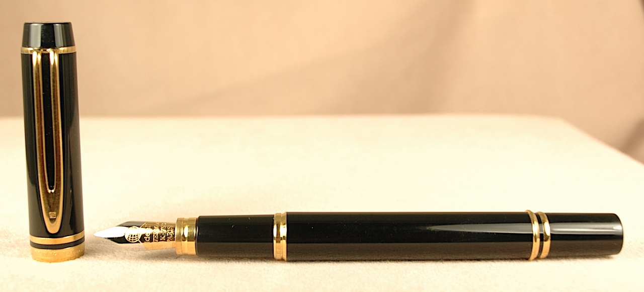 Pre-Owned Pens: 3024: Waterman: LeMan 100