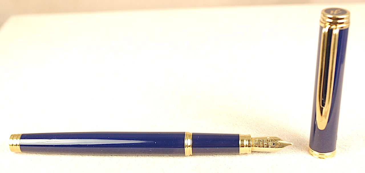 Pre-Owned Pens: 3025: Waterman: Gentleman