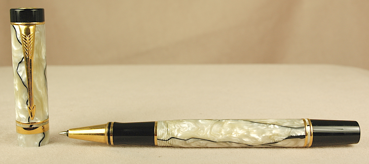 Pre-Owned Pens: 3033: Parker: Duofold
