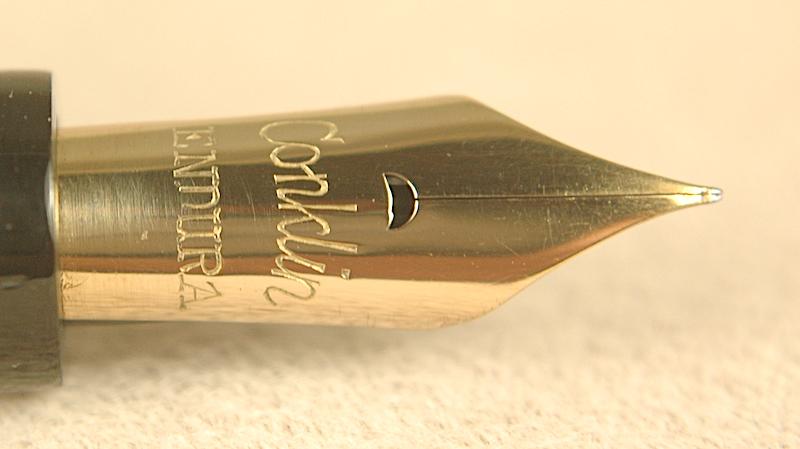 Vintage Pens: 3038: Conklin: Endura
