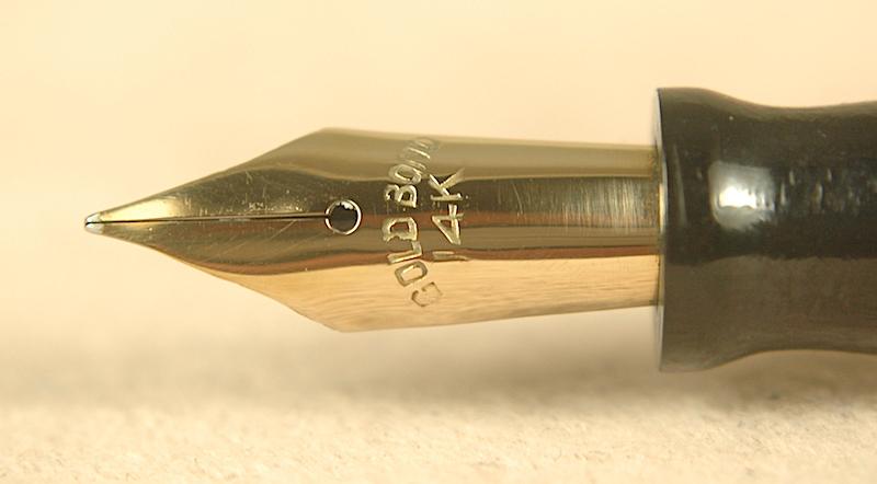 Vintage Pens: 3104: Gold Bond: Fountain Pen