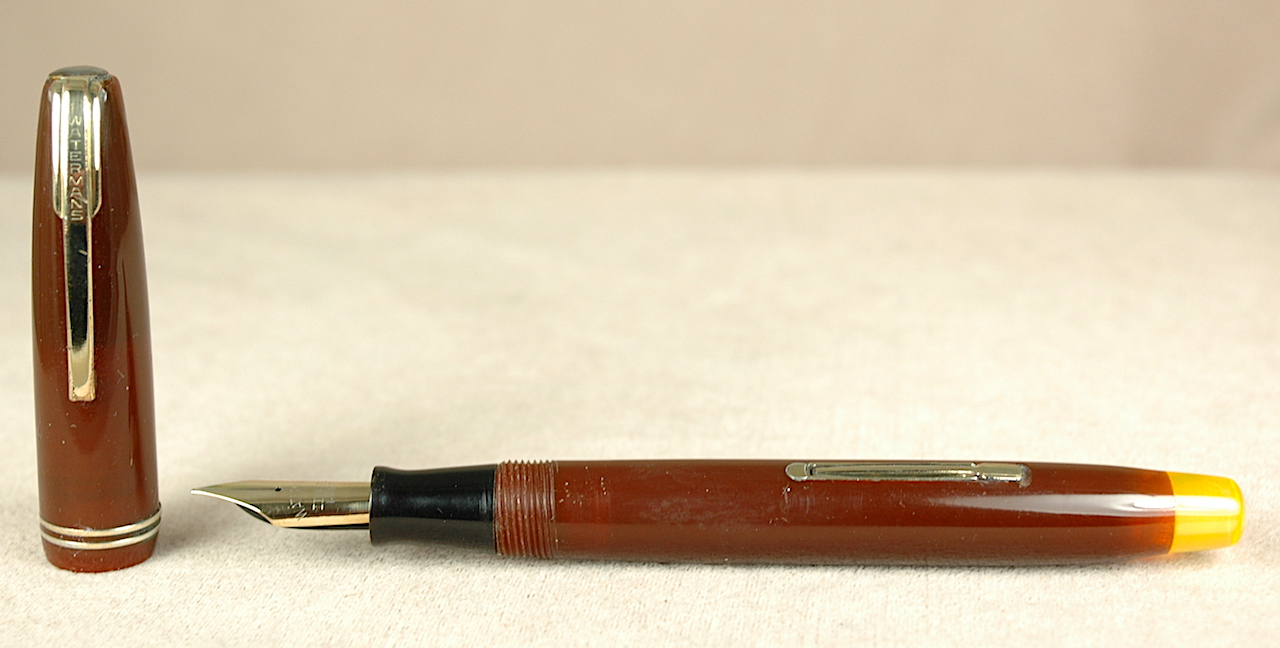 Vintage Pens: 3143: Waterman: Commando