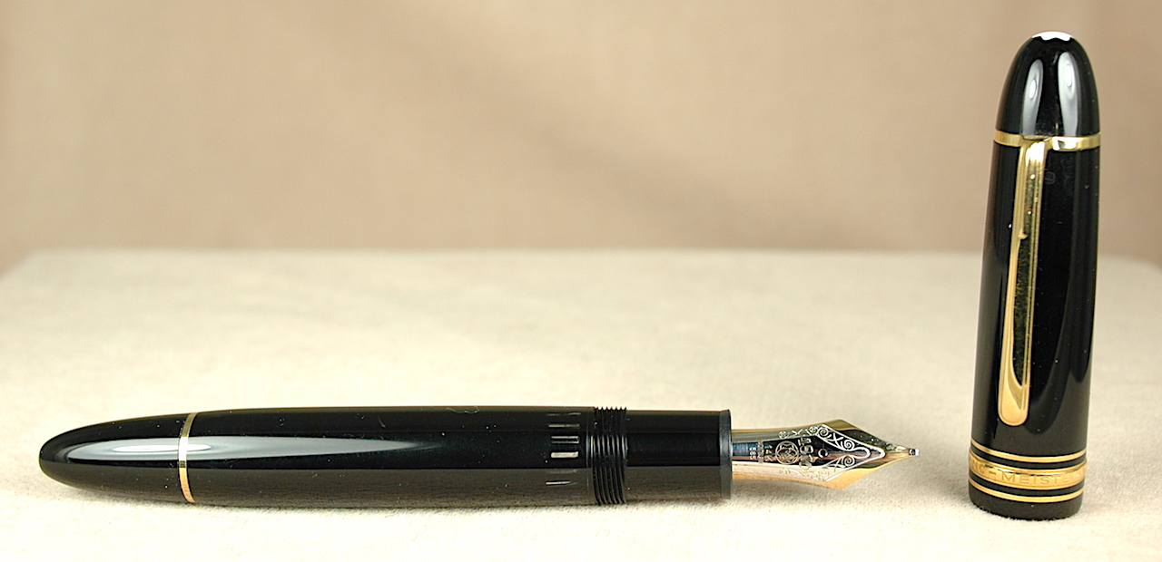 Pre-Owned Pens: 3145: Mont Blanc: 149