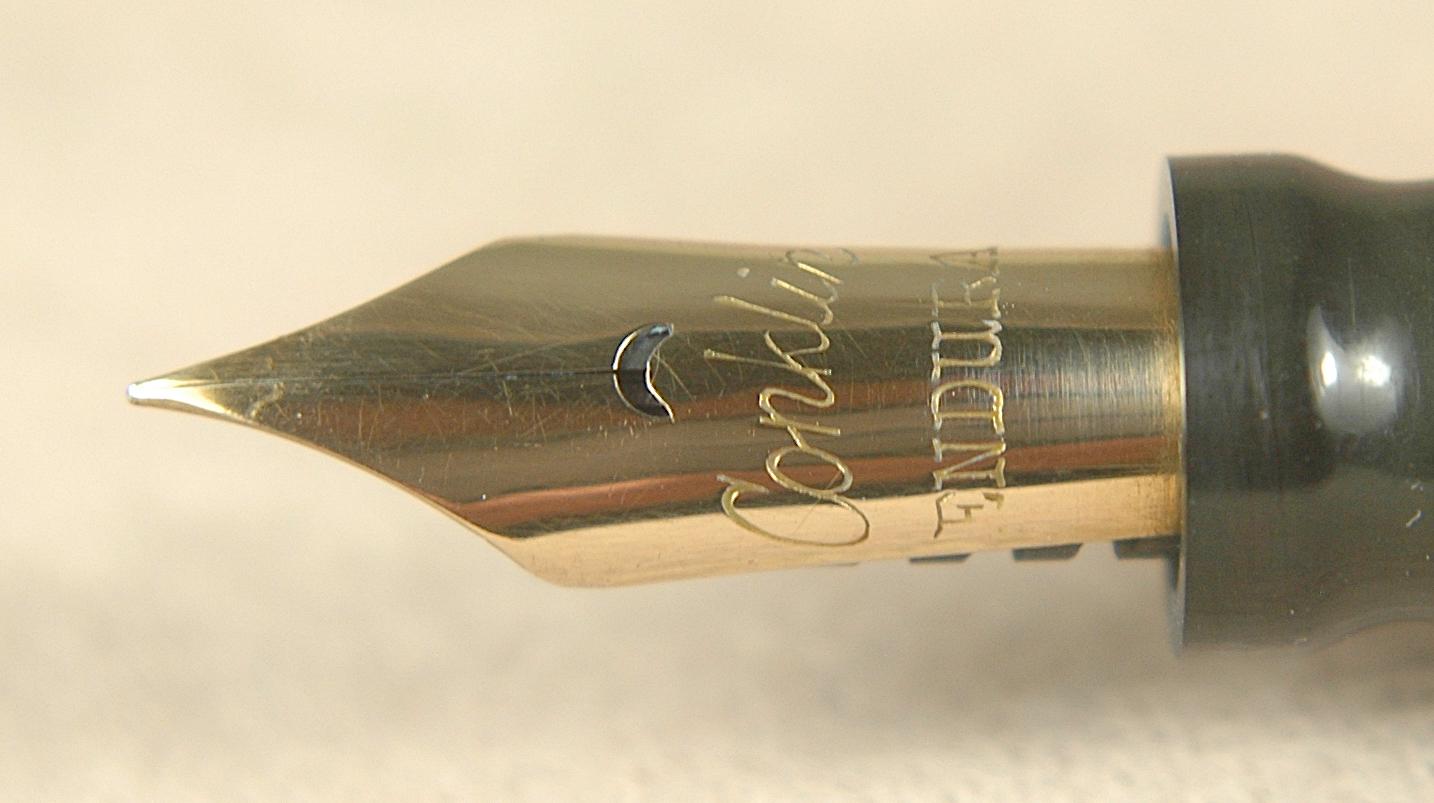 Vintage Pens: 3164: Conklin: Endura