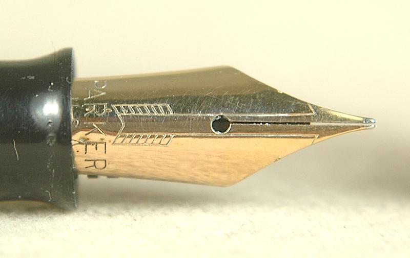 Vintage Pens: 3193: Parker: Vacumatic