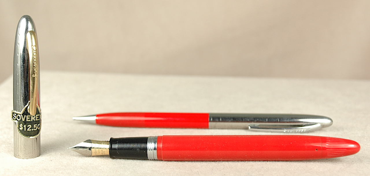 Vintage Pens: 3195: Sheaffer: Sovereign