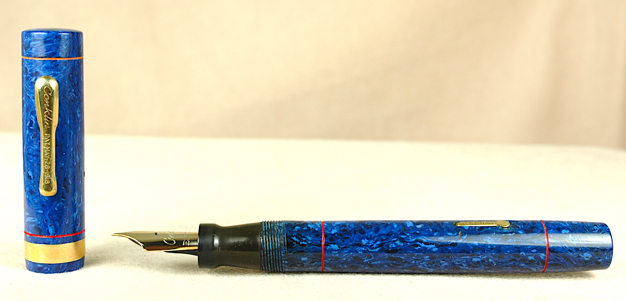 Vintage Pens: 3216: Conklin: Endura Senior