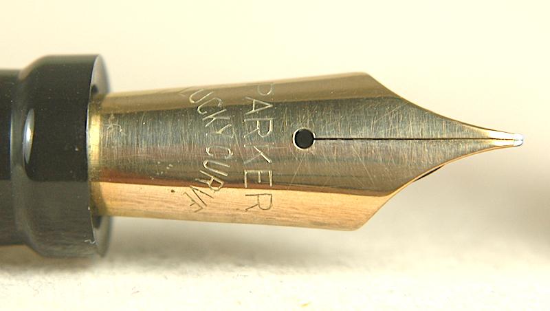 Vintage Pens: 3364: Parker: Duofold Senior