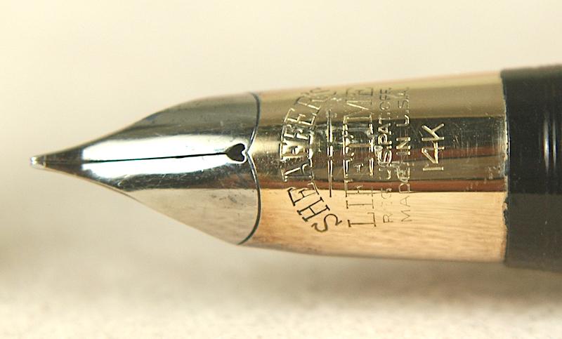 Vintage Pens: 3383: Sheaffer: Triumph Autograph