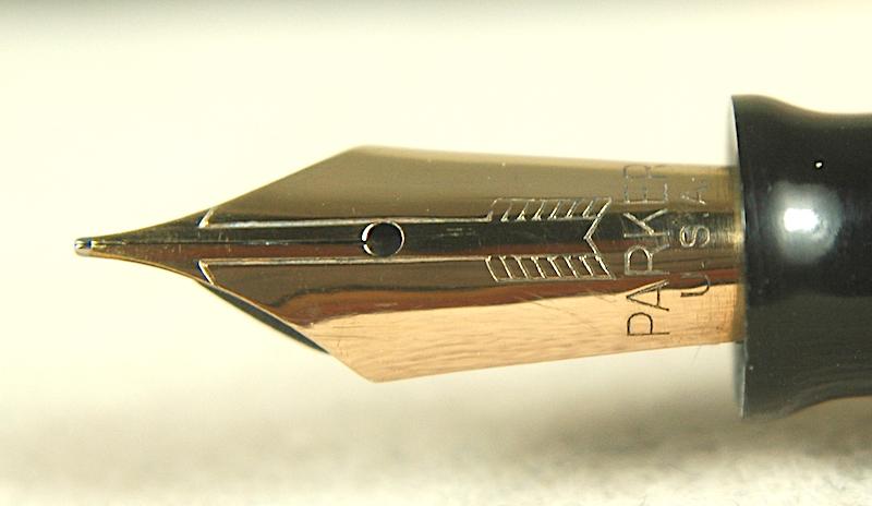 Vintage Pens: 3391: Parker: Vacumatic Jeweler's Deluxe