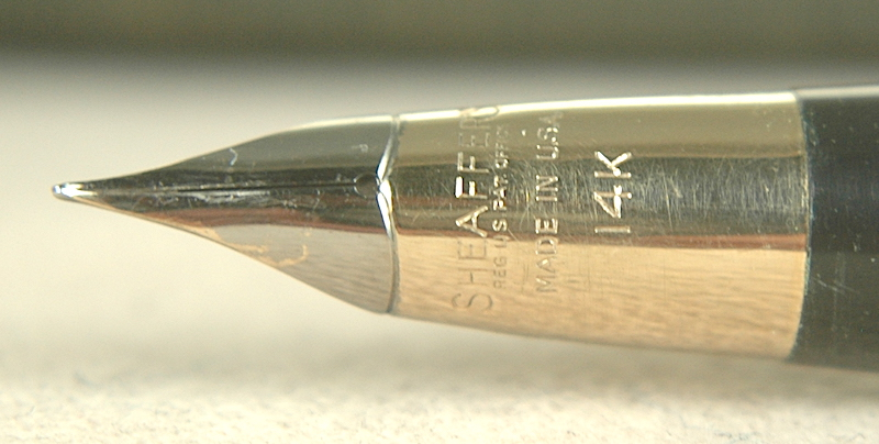 Vintage Pens: 3399: Sheaffer: Sentinel