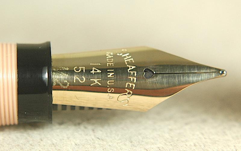 Vintage Pens: 3406: Sheaffer: Admiral