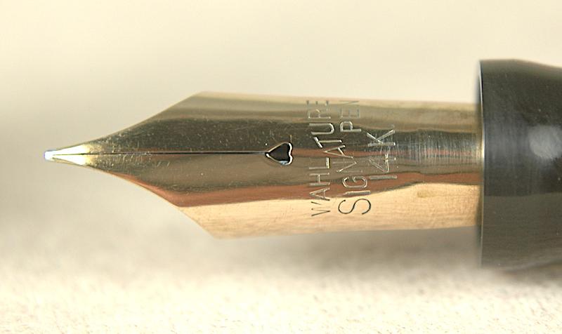 Vintage Pens: 3433: Wahl-Eversharp: Deco Band