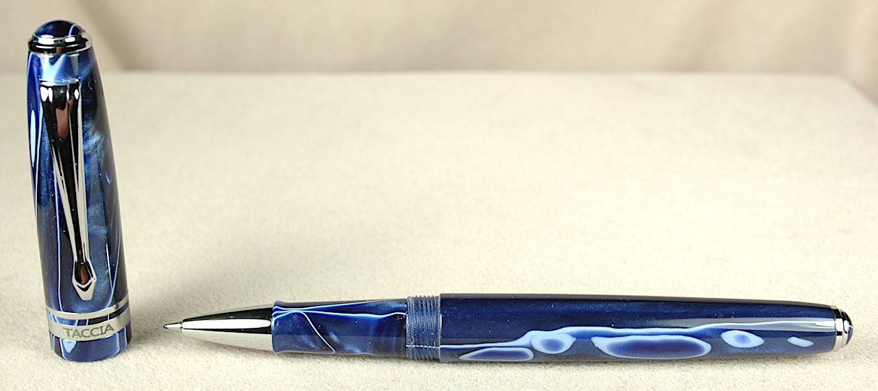 Pre-Owned Pens: 3591: Taccia: Rollerball