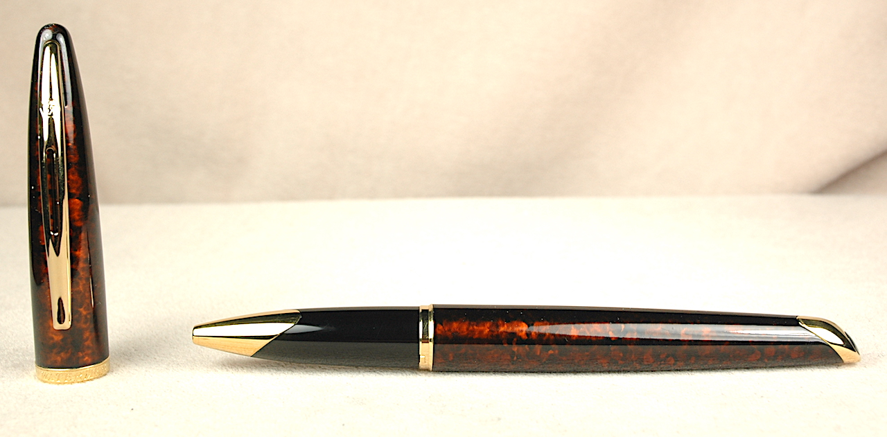 Pre-Owned Pens: 3672: Waterman: Carene