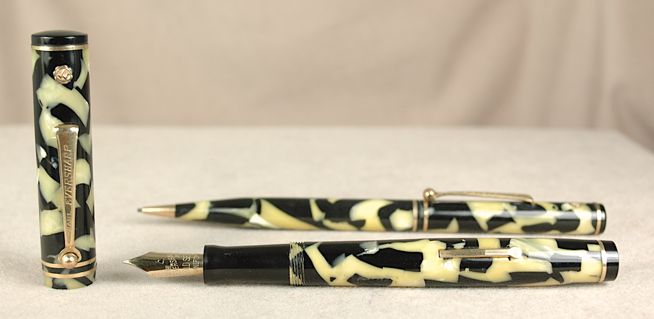 Vintage Pens: 3697: Wahl-Eversharp: Personal Point Set