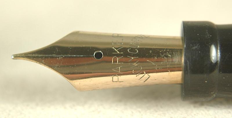 Vintage Pens: 3701: Parker: Duofold