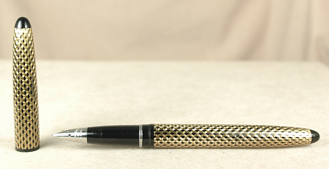 Vintage Pens: 3732: Sheaffer: Lady Skrip Sert