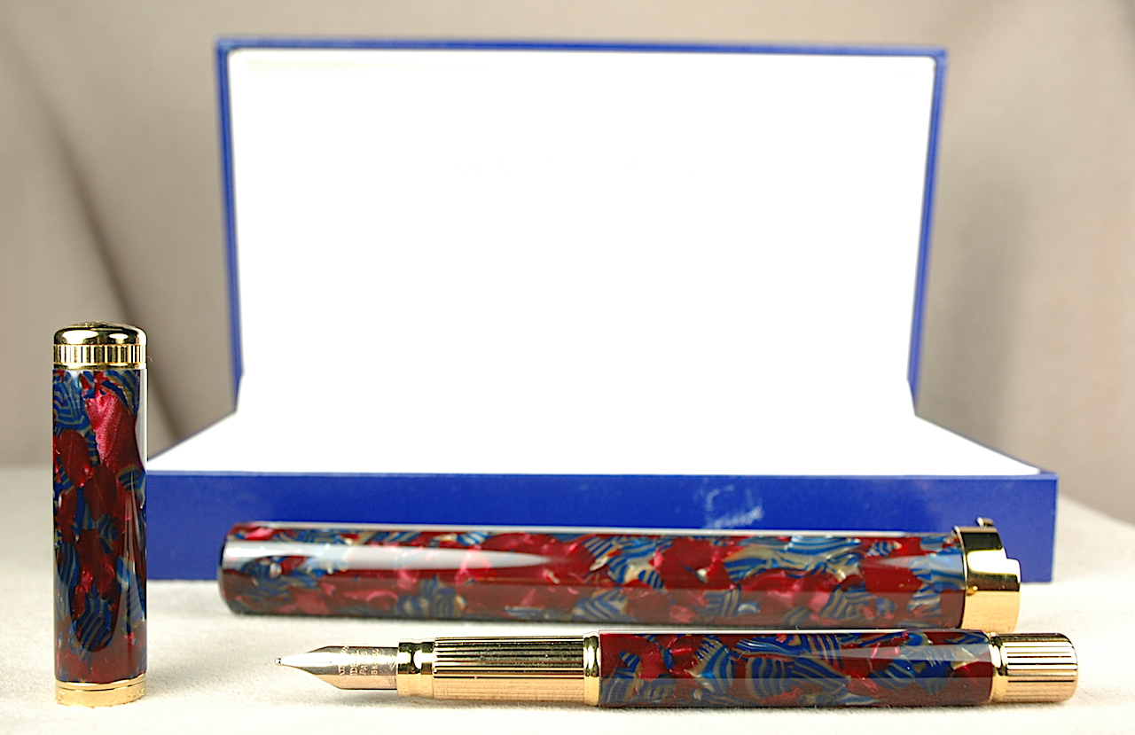 Pre-Owned Pens: 3844: Waterman: Lady Agathe