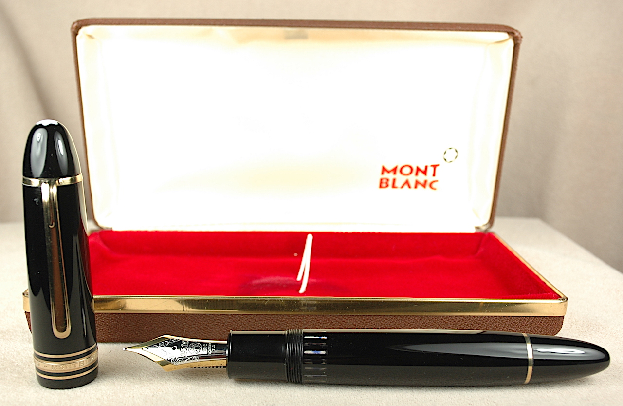 Pre-Owned Pens: 3847: Mont Blanc: 149