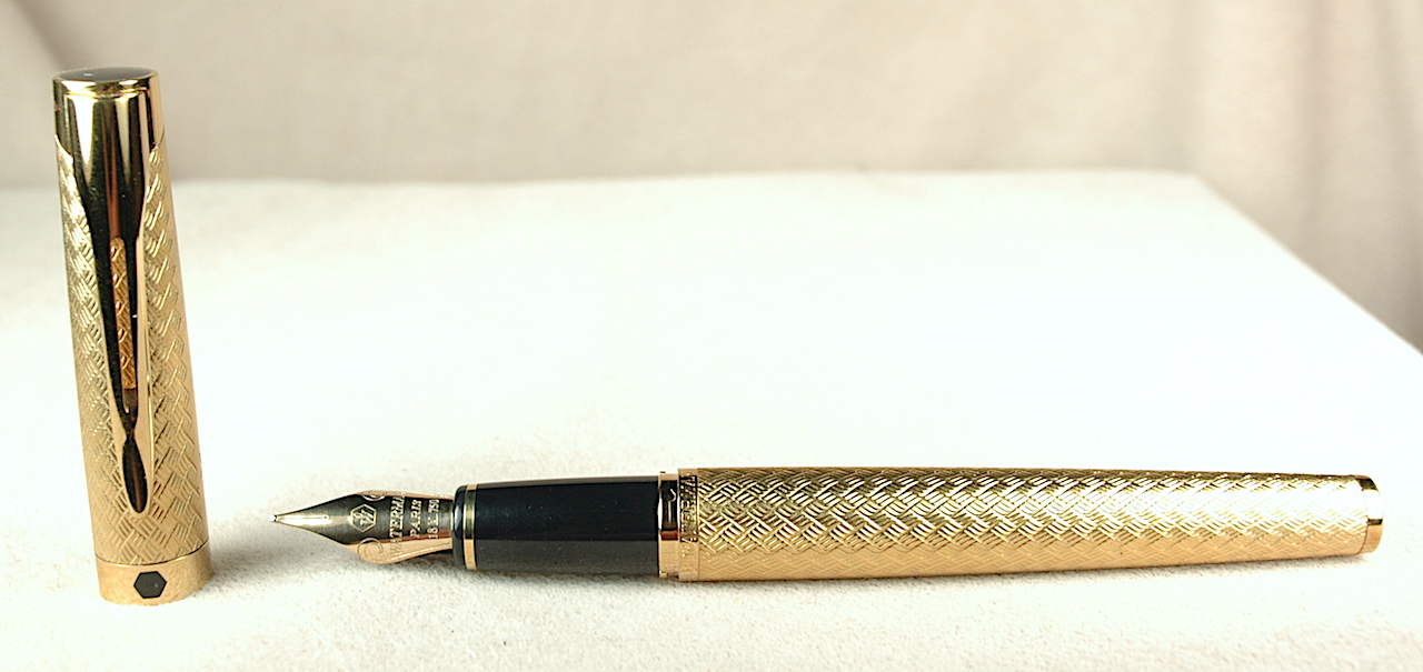Pre-Owned Pens: 3885: Waterman: L'Etalon